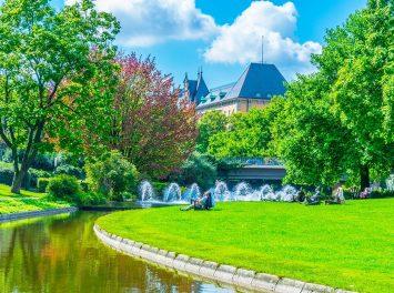 Donnerspark, Hamburg