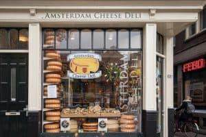 Käsegeschäft, Amsterdam