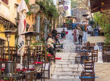Plaka, Athen
