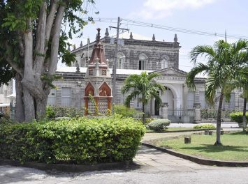 St. Michael's Kathedrale, Barbados