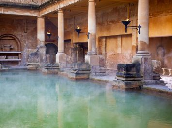 Thermalbäder, Bath