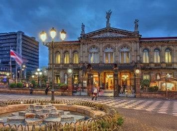 Nationaltheater, Costa Rica