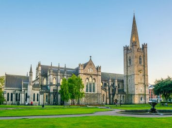 St. Patrick's Kathedrale, Dublin