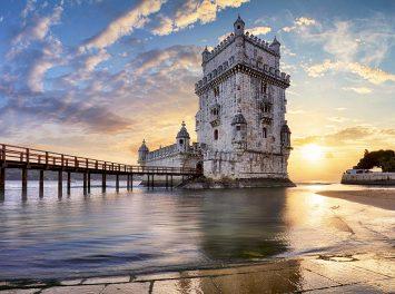 Belem Tower - Tajo, Lissabon