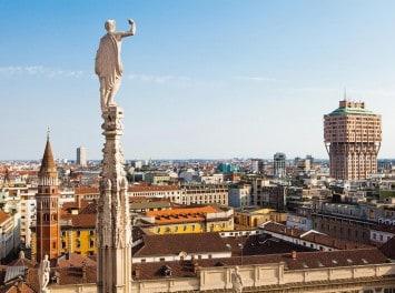 Torre Velasca, Mailand