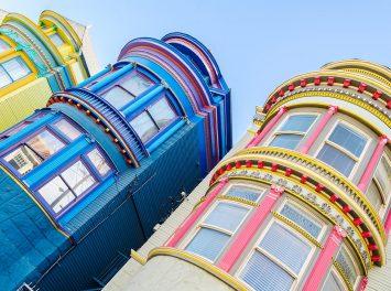 Viktorianisches Art House, San Francisco