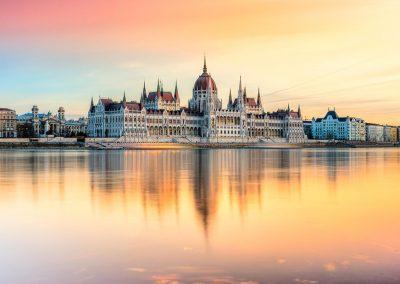 Skyline, Budapest