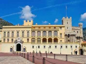 Fürstenpalast Monaco