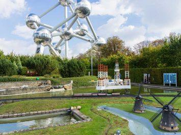 Mini Europa, Brüssel