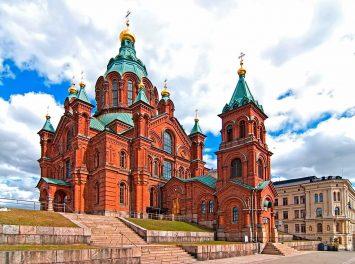 Uspensky Kathedrale, Helsinki