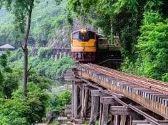Bahnreisen