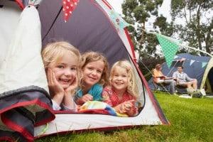 Kinder Campen